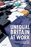 img - for Unequal Britain at Work book / textbook / text book