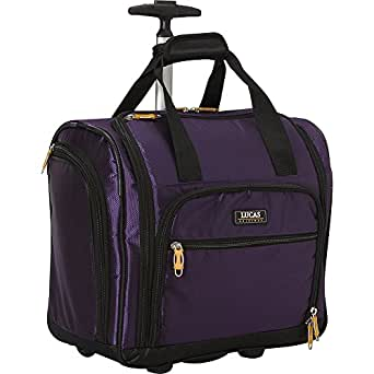 LUCAS Wheeled Under the Seat Cabin Bag EXCLUSIVE (Purple)
