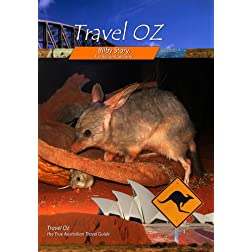 Travel Oz Bilby Story, Fun Run and Canberra