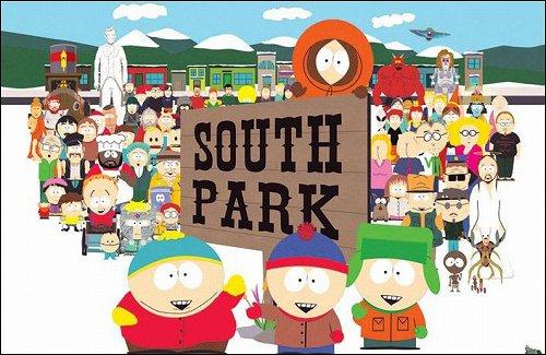サウスパーク ポスター/Opening Sequence/APO-2992