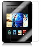 "Skinomi TechSkin - Screen Protector Ultra Clear Shield for Kindle Fire HD 7"" + Lifetime Warranty"