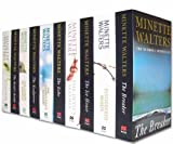 Minette Walters Collection 8 Books Set Pack RRP £ 55.92 (Acid Row, The Shape of Snakes, The Chameleon's Shadow, The Echo, The Devil's Feather, The Ice House, Disordered Minds, The Breaker) (Minette Walters Collection)