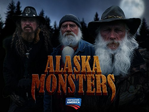 Alaska Monsters Season 1