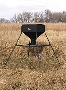 Big Game Treestands Tripod Game Feeder, 52-Inch by Big Game Treestands