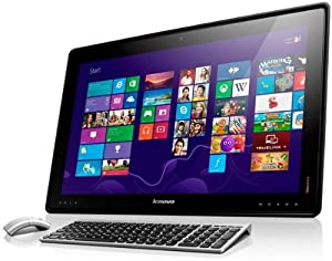 Lenovo IdeaCentre Horizon 27-Inch All-in-One Touchscreen Desktop (Black)