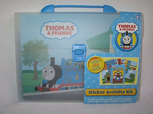 My Sticker Activity Kit - Thomas