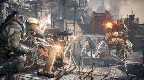 Gears of War: Judgment (Xbox LIVE ゴールド メンバーシップ&『Gears of War』 ゲームオンデマンド用コード同梱版) (数量限定)【CEROレーティング「Z」】予約特典 クラシック ハンマーバースト & キャラクタースキン先行入手コード・『Gears of War: Judgment』オリジナル Tシャツ 付