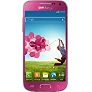 Samsung Galaxy S4 Mini Gt-i9192 Gsm Unlocked Cell Phone Dual Sim PINK