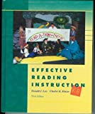 img - for Effective Reading Instruction, K-8 book / textbook / text book