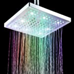Timetop 7 Colors Changing LED Shower...