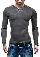 BOLF - Pull - Tricot - Sweatshirt - S-WEST 6032 - Homme