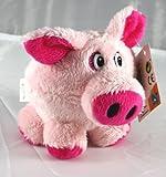 Beluga Schwein Plüschschwein sitzend 13 cm Glücksbringer für Sylvester