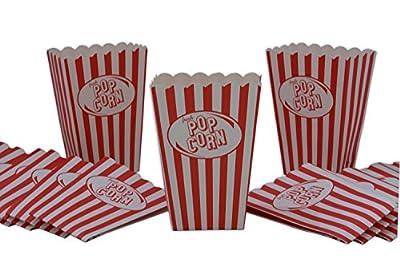 Fresh Popcorn Boxes, Food Safe, Set of 16