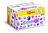 Huggies Everyday Baby Wipes - 12 x Packs of 64 (768 Wipes)