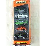 Matchbox Mattel Wheels Matchbox Wilderness Roadtrip 5 Pack Gift Set at Sears.com