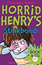 Horrid Henry's Stinkbomb (Book & CD)