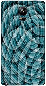 Timpax protective Armor Hard Bumper Back Case Cover. Multicolor printed on 3 Dimensional case with latest & finest graphic design art. Compatible with Samsung Galaxy Note 4 Design No : TDZ-28447