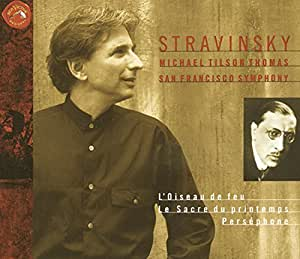 Stravinsky: L'Oiseau de feu/Le Sacre du printemps/Persephone