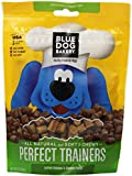 Blue Dog Bakery Perfect Trainers All Natural Dog Treats, 6-Ounce Bags (Pack of 8)