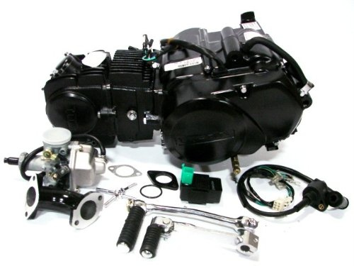 Lifan 125cc Engine Dirt Bike Motor XR50 CRF50 CRF70 ATC70 CT70 ST70 ST90 Carb Complete Kit