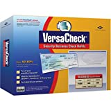 VersaCheck Refills Form # 1000 Business Standard Check, Blue Prestige,500 Sheets/500 Checks