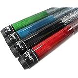 GLD Viper Elite Series Pool Cue Sticks - Set Of 4, 18 - 21 Oz