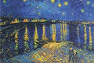 Starry Night over the Rhone, c.1888…