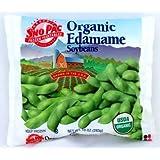 Organic Frozen Edamame, 10 oz. Bag