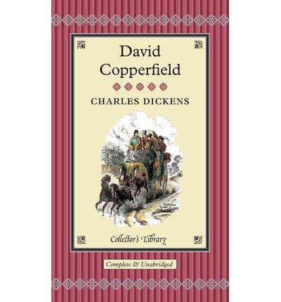 David Copperfield [ DAVID COPPERFIELD ] by Dickens, Charles ( Author ) Nov-15-2009 Hardcover