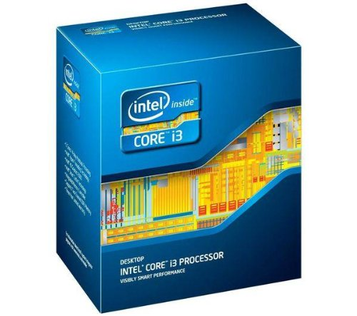 Intel Core i3 2105 3.1 GHz Processor, Socket 1155, L3 3MB, Sandy Bridge, 32nm