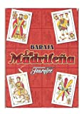 La Madrilena Collectibles Spanish Playing Cards - Baraja Espanolas Romantica de Coleccion