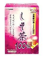 ユーワ しそ茶100% 3g×30包