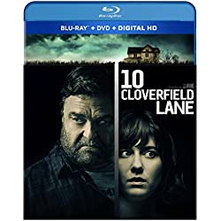 10 Cloverfield Lane on Blu-ray