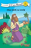 img - for Jesus Saves the World (I Can Read! / The Beginner's Bible) (2008-02-24) book / textbook / text book