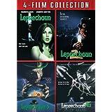 Leprechaun / Leprechaun 2 / Leprechaun 3 / Leprechaun 4: In Space (4-Film Collection) ~ Warwick Davis