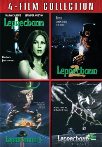 4 clovers and leprechaun movies from 1980