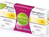 Menophytea Silhouette Ventre Plat Lot de 3