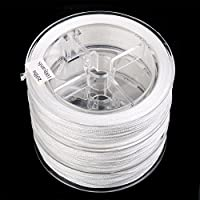 Fly Line Backing 20/30 LB White 100 Yard Backing Line For Fly Fishing