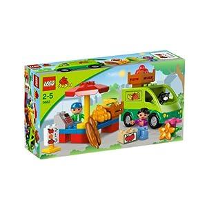 LEGO DUPLO LEGO Ville 5683: Market Place