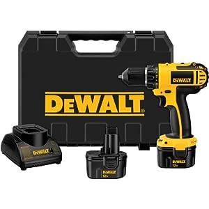 DeWalt DC742KA 12v Compact Cordless Drill