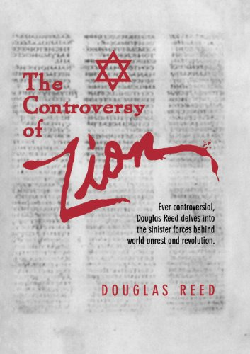 The Controversy of Zion [Reed, Douglas] (Tapa Blanda)