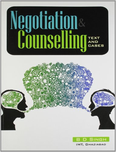negotiation case study from negotiation book by Well explained masterpiece on negotiation, if you really want to develop this skill please read this book many case studies which you actually correlate and have better understanding negotiation is applied everytime in our life.