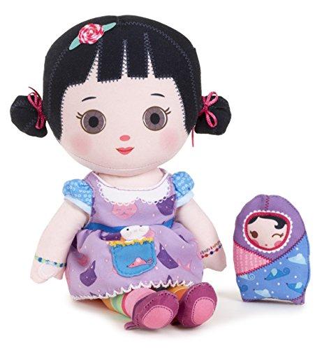 Zapf Creations ANETA Mooshka Tots Doll 9.5