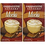 Supreme Cappuccino Instant Mocha Coffee-TWO BOXES