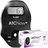 4303514 PT# 3024 Test A1C Now hBa1C CLIA Waived 10 Count Bx Made by PTS Diagnostics