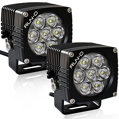 Run D Cube Led Driving Lights 35w 3 Inch Cree Off Road