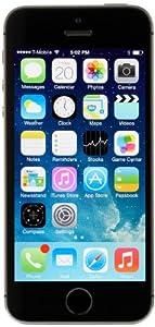 Apple iPhone 5S 16GB GMS Unlocked, Space Gray (Certified Refurbished)