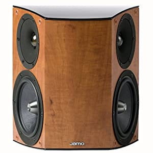 Jamo 41086191 Enceinte pour MP3 & Ipod Marron