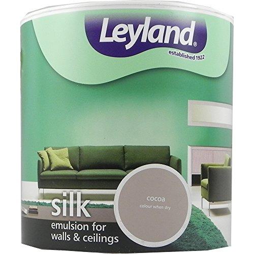 leyland-trade-paint-peinture-vinyle-interieur-emulsion-a-base-deau-cacao-25-l