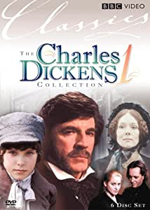 The Charles Dickens Collection, Volume 1 (Oliver Twist / Martin Chuzzlewit / Bleak House / Hard Times / Great Expectations / Our Mutual Friend) (Slim Packaging)